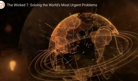 The Wicked 7: solving the the world's most urgent problems. The APO interview